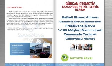 Gürcan Otomotiv Sanal Katolog