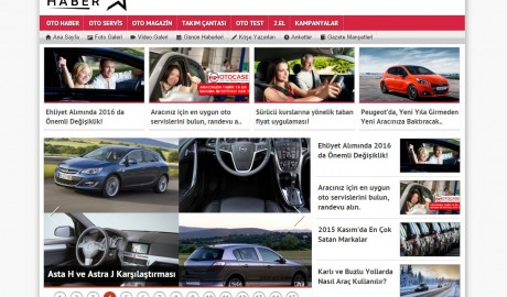 Ankara Oto Haber Platformu